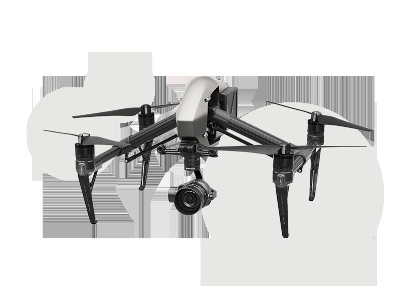 Dolphin Graphics DJI Inspire 2 Drone